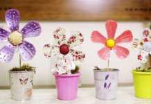 Flores de Plástico - Destaque
