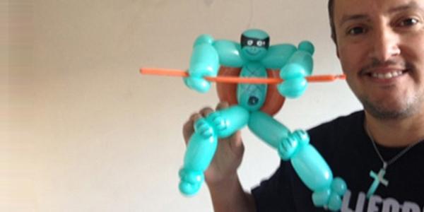 Tartaruga Ninja Donatello