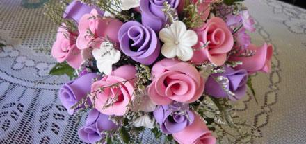 Flores em EVA (vídeo)