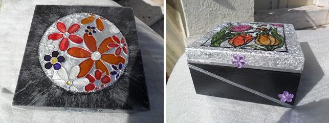 Latonagem com papel alumínio