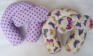 almofadas de pescoço