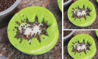 Sabonete de Kiwi