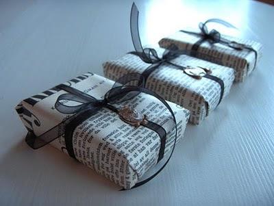 Dicas para embrulhar presentes