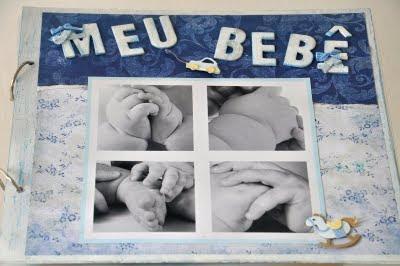 Álbum do bebê
