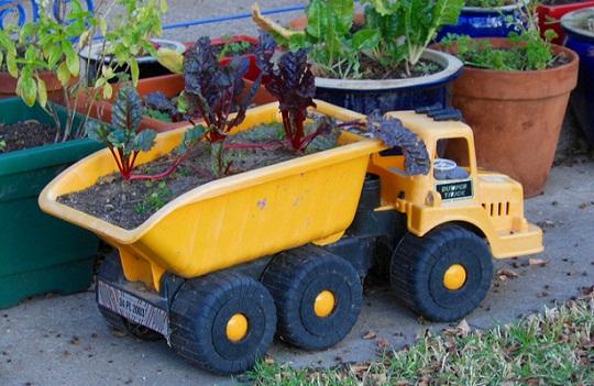 Ideias para reutilização de brinquedos