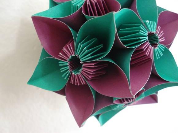 Kusudama – Flor