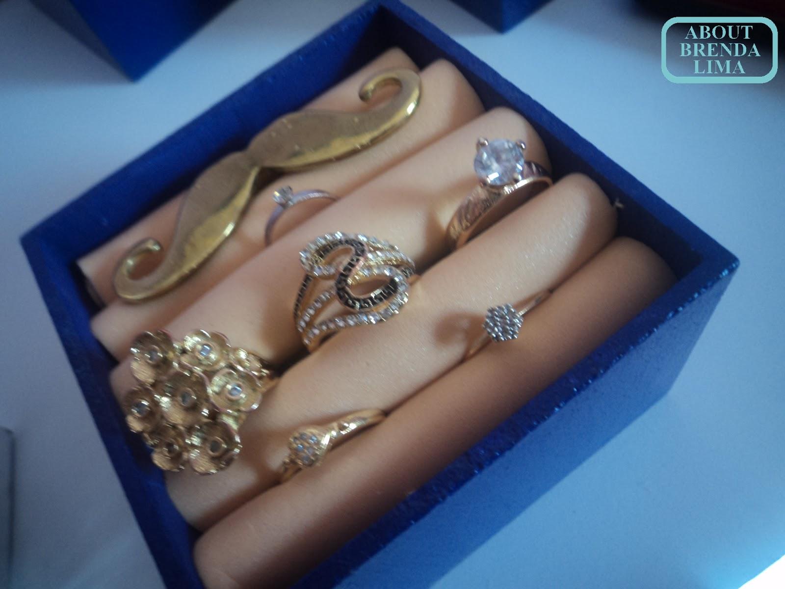 Porta-anéis
