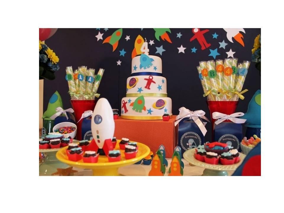 Ideias para festas de aniversário sem personagens de desenho animado