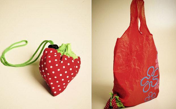 Ecobag de frutas