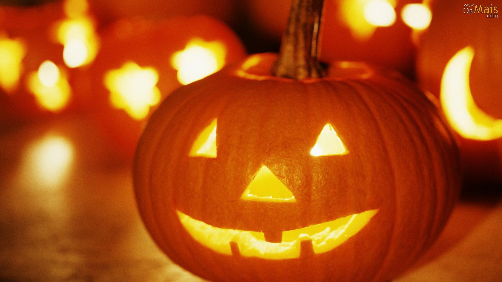 Abóboras e outras dicas para Halloween