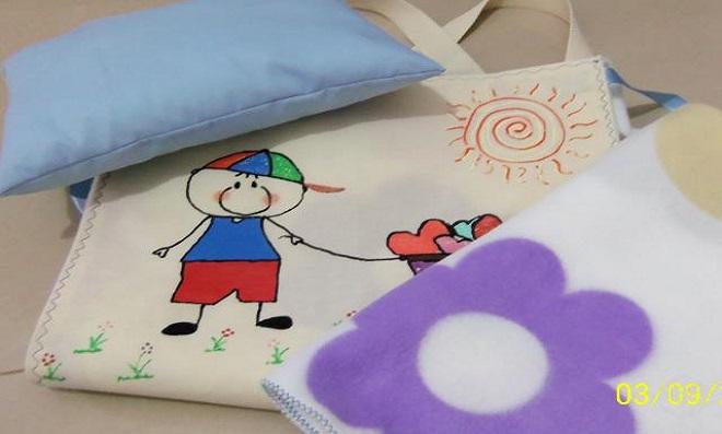 Bolsa soninho para bebê, Inspire-se e faça!
