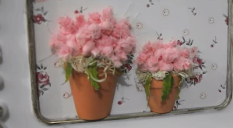 Flores de nozinhos