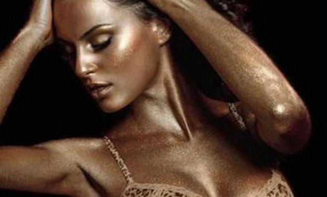 Como fazer hidratante com iluminador para pele