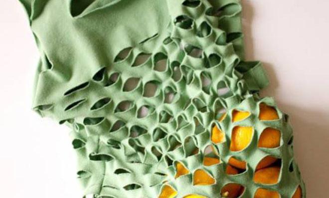 Ideias para reaproveitar camisetas velha