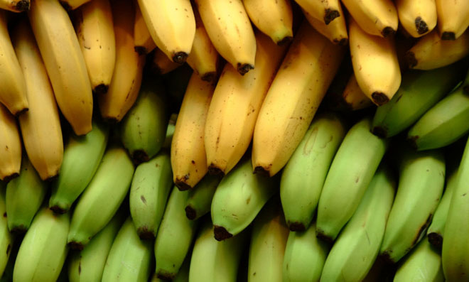 Usos inusitados para a banana
