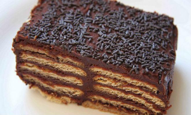 O bolo mais fácil do mundo