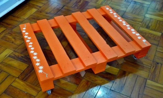 Passo a Passo: Mesa de centro feita com pallet