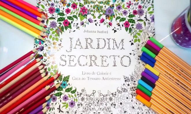 Dicas de materiais para livros de colorir