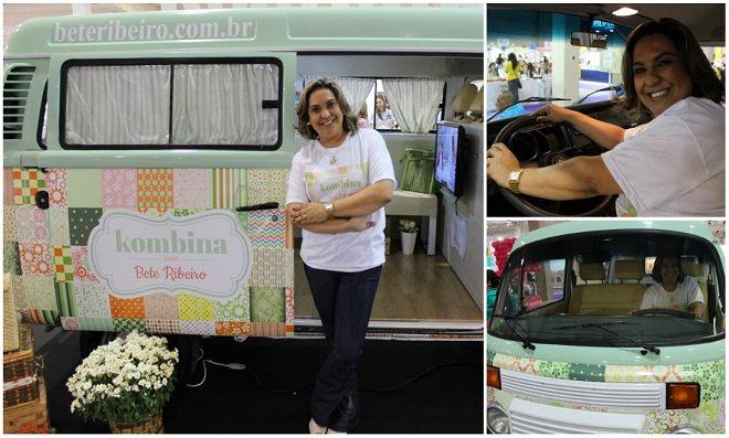 Conheça o novo programa apresentado por Bete Ribeiro: Kombina