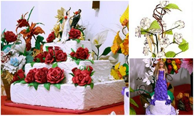 Curso Gratuito de Flores Floart – Aprenda a fazer arranjos E.V.A.