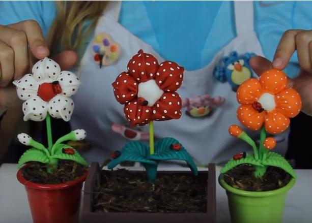 Aula – Florzinha de Biscuit