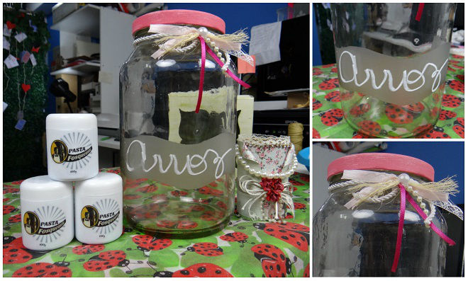 Fosqueamento em pote de vidro conserva – Muito fácil!