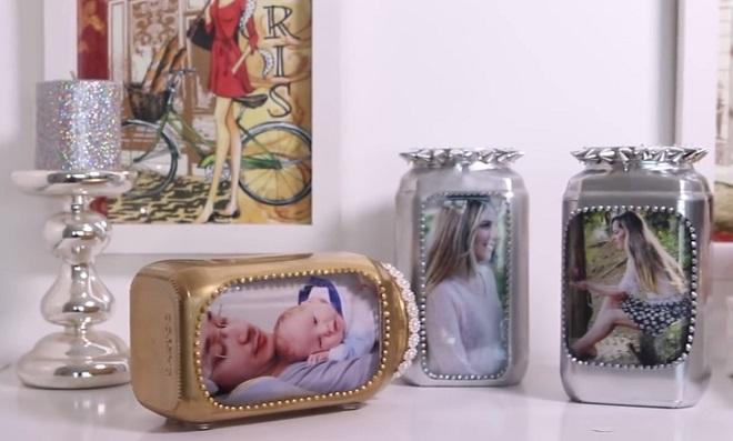 Para sempre! Marque momentos especiais com retratos em potes de vidro