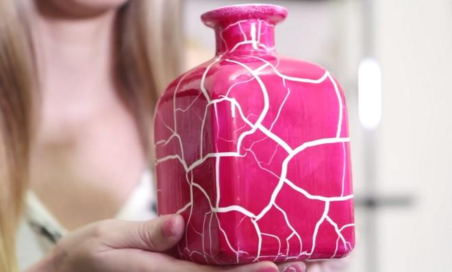Muito fácil! Veja como fazer craquelê na cerâmica