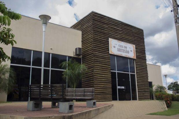 Casa do Artesão em Três Lagoas-MS terá cursos em março