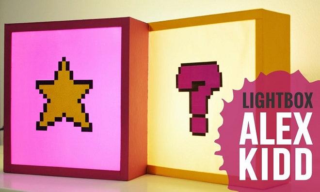 Aprenda a fazer uma lightbox, caixa de luz personalizada!