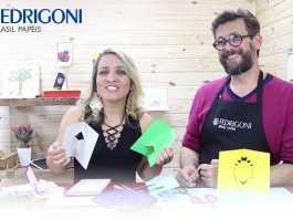 Livro Animado foi tema de aula oferecido pela Fedrigoni