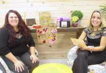 Andreia Bassan entrevista a artesã Alessandra Palante