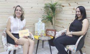 Andreia Bassan entrevista a artesã Ana Paula Alves