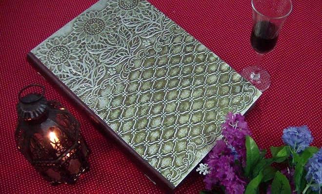 Aula completa! Caixa em prata Boliviana usando falsa latonagem