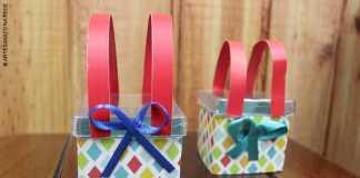 Aula rápida de acrílico: Caixa decorada com tema palhaço - Destaque