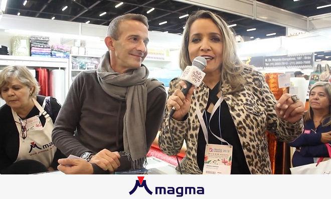 Mega Artesanal 2018: Marcelo Darghan junto com Magma Têxtil - Destaque