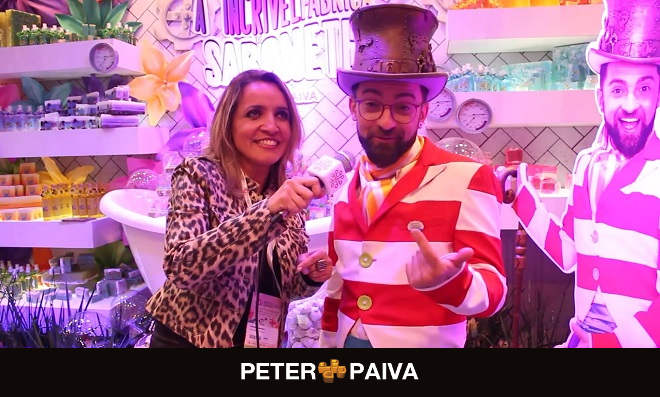 Mega Artesanal 2018 tem Peter Paiva como um dos seus maiores destaques!
