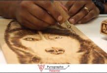 Mega Artesanal 2018 tem pirografia com Alessandra Palante - Destaque