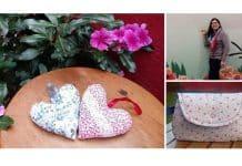 Peças de patchwork são sucesso nas mãos da Andreia Miranda