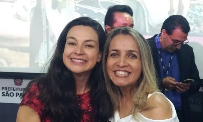 Andreia Bassan entrevista Aline Cardoso, secretária municipal de SP