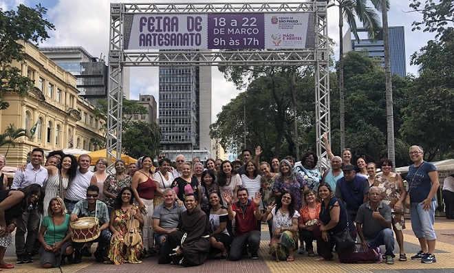 Mãos e Mentes Paulistanas: Artesãos de SP têm novas oportunidades - Feira de Artesanato