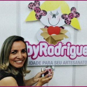 Faby Rodrigues fecha parceria com o Artesanato Na Rede - Destaque