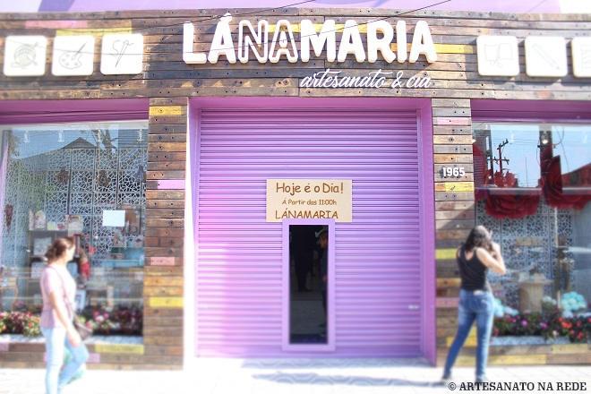 Inaugura loja especializada em artesanato na Vila Maria, zona norte de São Paulo - Detalhe 1