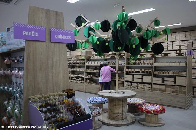 Inaugura loja especializada em artesanato na Vila Maria, zona norte de São Paulo - Detalhe 4