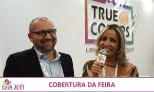 Andreia Bassan entrevista Bruno Brescancini na Mega Artesanal 2019 - Destaque