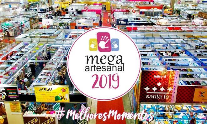 Veja os melhores momentos da Mega Artesanal 2019