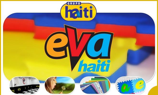 EVA Haiti - Grupo Haiti - Um mundo em E.V.A. - Destaque