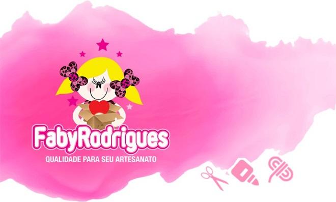 Loja Faby Rodrigues - Empresa de Materiais para Artesanato
