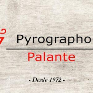 Pyrographo Palante - Pirógrafo Palante - Materiais para Pirografia - Destaque