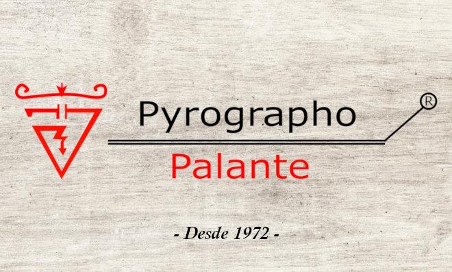 Pyrographo Palante - Pirógrafo Palante - Materiais para Pirografia